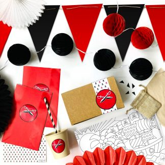 The Conscious Party Box: Pirate Party Box