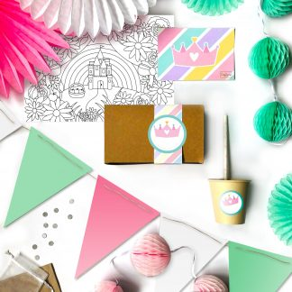 The Conscious Party Box: Princess Party Box
