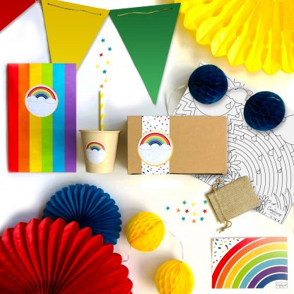 The Conscious Party Box: Rainbow Party Box