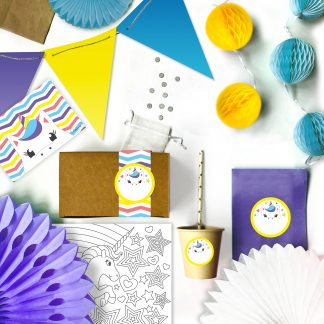 The Conscious Party Box: Unicorn Party Box