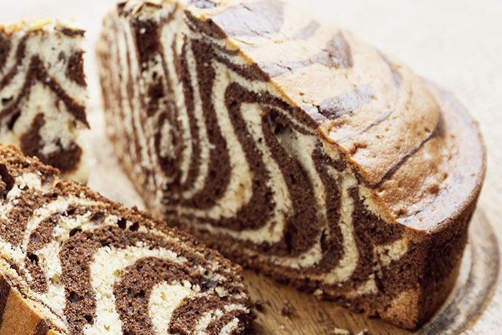 The Conscious Party Box: Zebra Cake