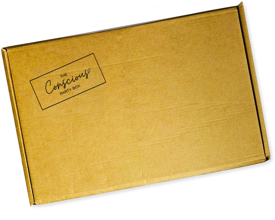 The Conscious Party Box Delivery Box