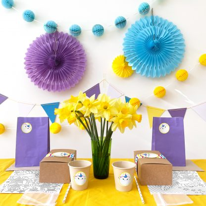 The Conscious Party Box: Unicorn Party Box This morning