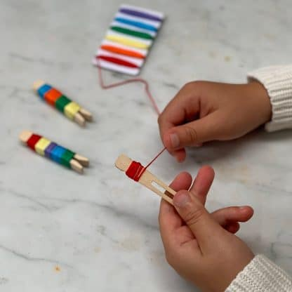 Party Bag Filler: Make Your Own Worry Doll Kit