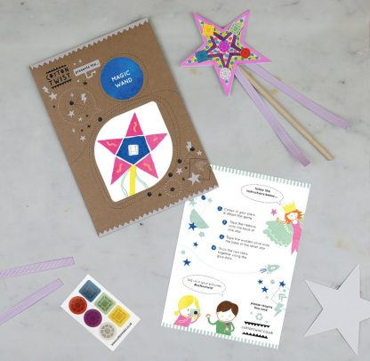 Party Bag Filler: Make Your Own Magic Wand