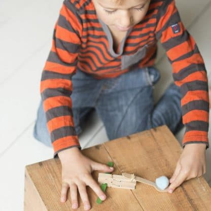 Party Bag Filler: Make Your Own Pirate Catapult