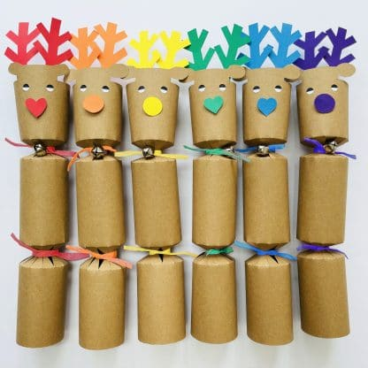 The Conscious Party Box: DIY Christmas Crackers